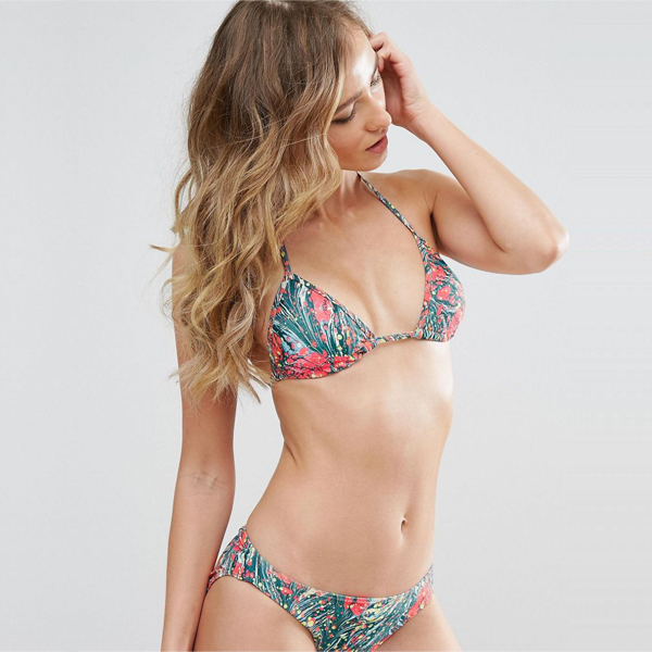 Bikini 2 Mảnh Đen Bí Hiểm