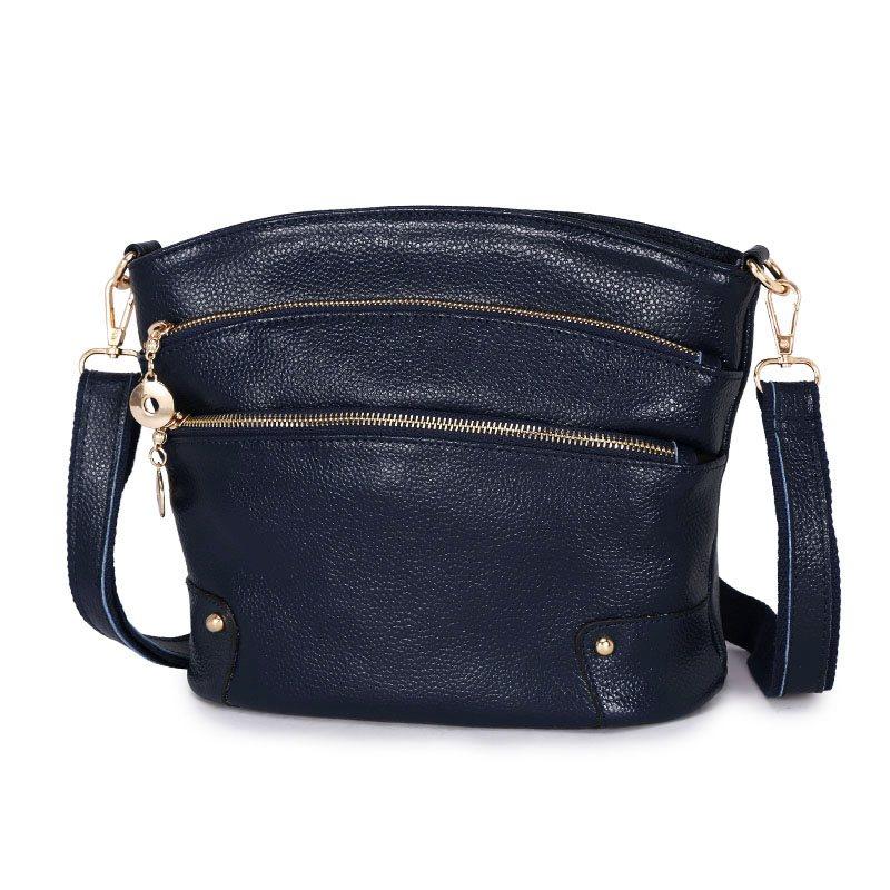 Túi frame nữ quai xách hợp kim