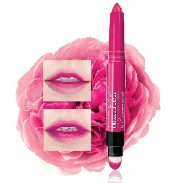 Son môi màu 2 đầu Maybelline Lip